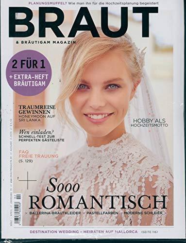 Braut & Bräutigam Magazin 02/2020