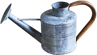 NYKK علب سقي النباتات والري الحديد يمكن سقي الغلاية ديكور الحديقة ريترو ري يمكن سقي أدوات الري معدات السقاية