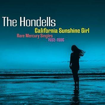 California Sunshine Girl: Rare Mercury Singles 1965-1966