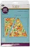 Sizzix, Bigz Die 657622, Triángulos Isosceles de 4.5 pulgadas, talla única