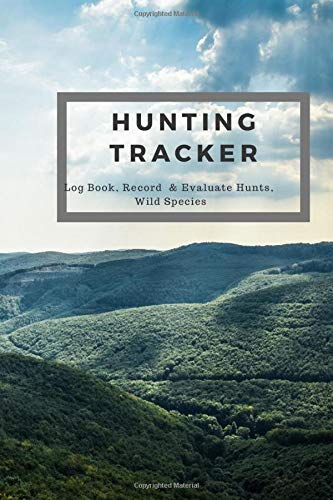 Hunting Tracker: Log Book, Record & Evaluate Hunts, Wild Species