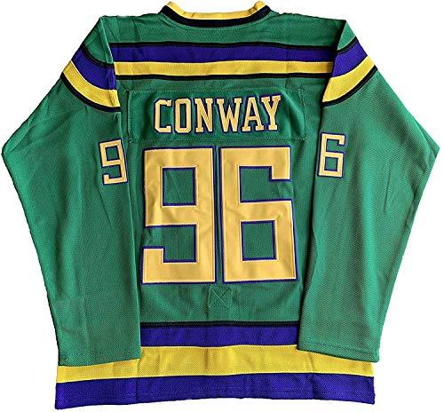 Camiseta de manga corta para hockey sobre hielo, diseño de patos, color...