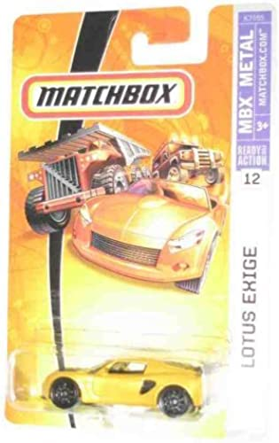 2007 Matchbox Lotus Exige 1 64 Scale Collectible Die Cast Car Model  12 by Hot Wheels