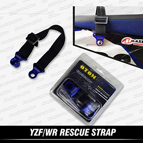 Kungfu Graphics Rear Adjustable Tugger Strap for...