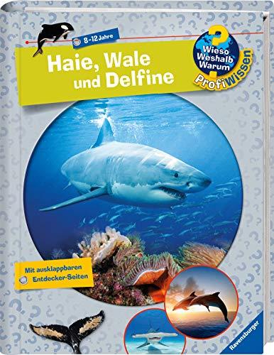 Haie, Wale und Delfine (Wieso? Weshalb? Warum? ProfiWissen, Band 24)