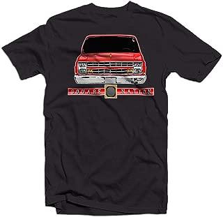 Aggressive Thread Square Body Chevy C10 Squarebody T-Shirt
