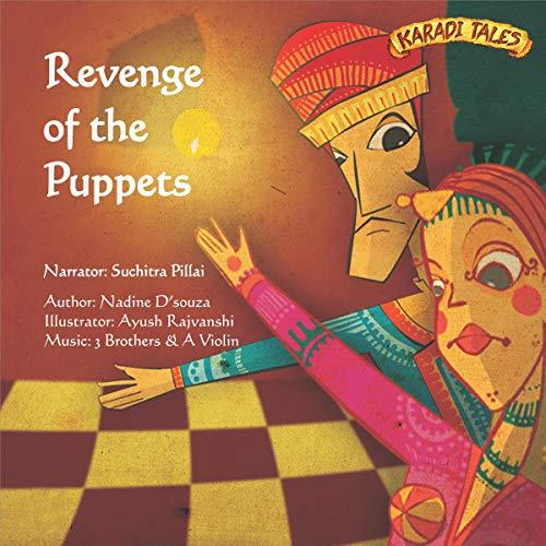 Revenge of the Puppets cover art