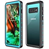 Oterkin Samsung Galaxy S10 Plus Waterproof Case, S10 Plus