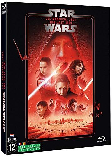 Star Wars 8 : Les Derniers Jedi Blu-Ray Bonus
