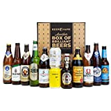 Beer Hawk German Beer Mixed Case - 12 Beers