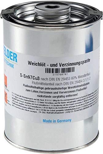 Format 4005796214057 S-Sn97Cu3 Weichlöt- und Verzinnungspaste, 1000g