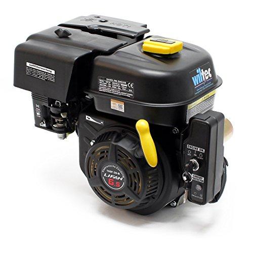 LIFAN 168 Benzinmotor 4.8kW (6.5PS) 4-Takt 20mm luftgekühlt 1 Zylinder mit E-Start 12V
