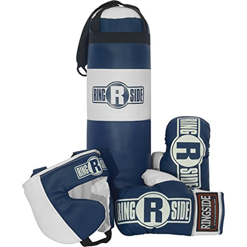 Ringside Kids Boxing Gift Set (2-5 Year Old), Blue