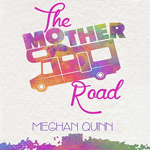 The Mother Road audiobook cover art