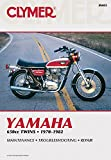 Yamaha 650cc Twins Motorcycle, 1970-1982 Service Repair Manual