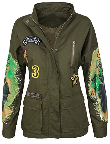 Rock Creek Selection -  Giacca - Parka - Donna Cachi S/42