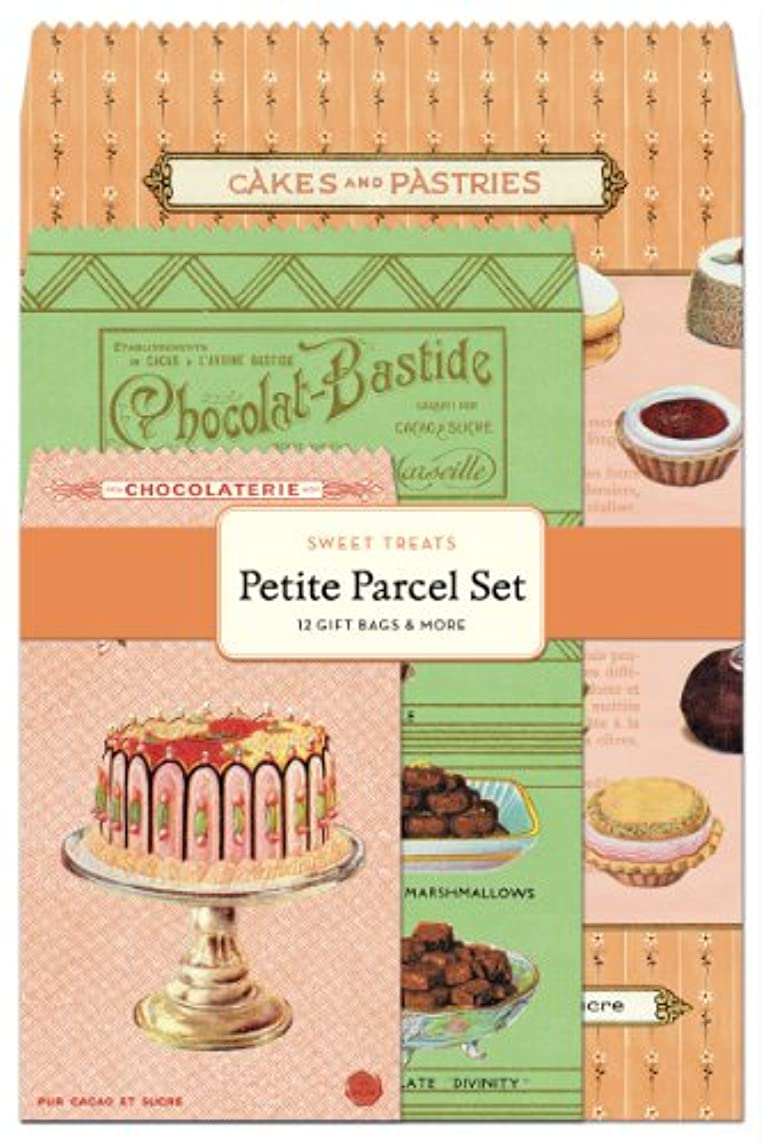 Cavallini 12-Pack Petite Sweet Treats Parcel Set