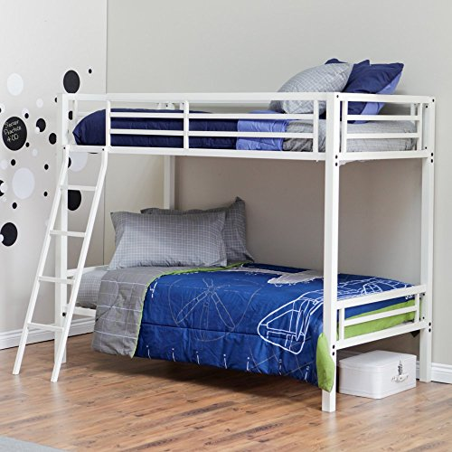 DURO Hanley Twin Over Twin Bunk Bed -