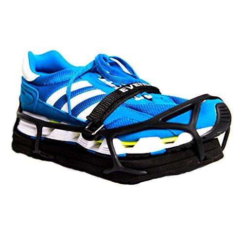 Even Up Shoe Raise | Niveaus Extra Hoogte Veroorzaakt door Gegoten Schoenen & Laarzen of Pediatric Gipsplaten | Universeel passend voor Links of Rechts Schoenen | Geleverd bij NHS Large | UK 10-13