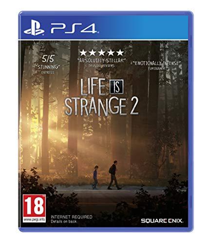 Life is Strange 2 PS4 - PlayStation 4
