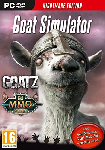 Publisher Minori Sw Pc 1010540 Goat Simulator-Nigh
