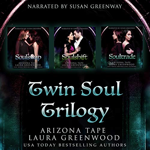 Twin Soul Trilogy audiobook cover art
