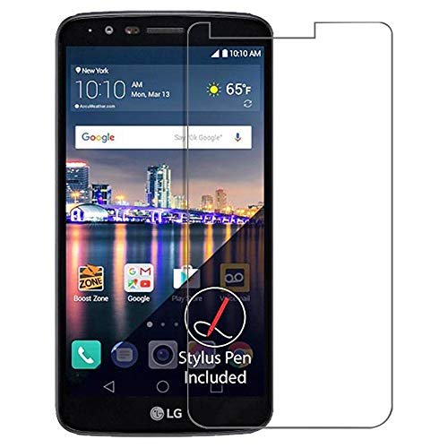 LG Stylus 3 Screen Guard :: LG Stylus 3 Tempered Glass :: LG Stylus 3 :: 9H Tempered :: LG Stylus 3 Impossible Tempered