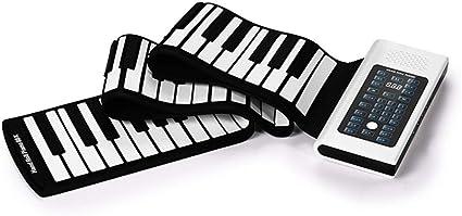 Teclado electrónico Instrumento de mano laminado en piano ...