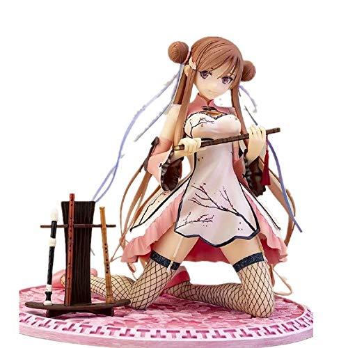 Jaypar Nueva Figura de Chun-Mei Figura de Chica de Anime Figura de Anime Sexy Figura de acción