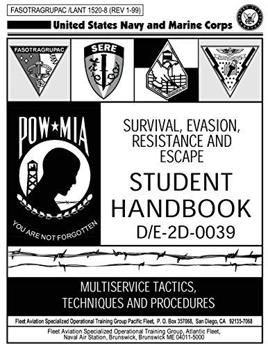 Survival, Evasion, Resistance and Escape: Student Handbook