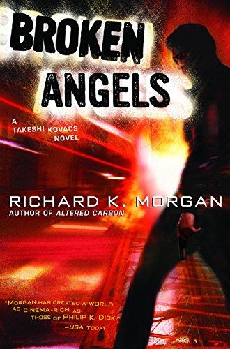 Broken Angels: A Novel: 2