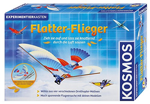 Flatter-Flieger: Zieh sie auf und lass sie knatternd durch die Luft sausen