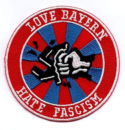 Bayern - Aufnäher Bügelbild Stickbild Iron on Patch