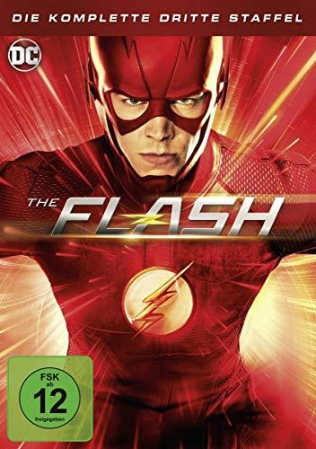 The Flash: Die komplette 3. Staffel [DVD]
