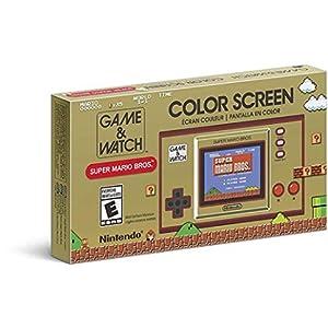 Nintendo Game & Watch: Super Mario Bros. - Not Machine Specific (Renewed)