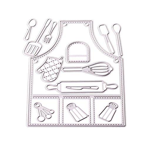 TOOGOO Stanzschablone Scrapbooking,Schneiden Stirbt Schablonen Scrapbooking Praegen DIY Handwerk #120