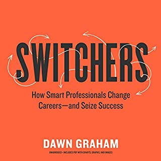 Switchers audiobook cover art