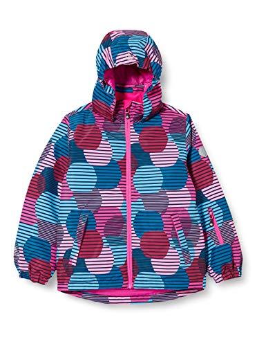 Color Kids Mädchen Ski Jacket Schneeanzug, Beet Red, 128