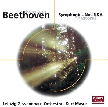 Beethoven: Symphonies Nos.5 & 6