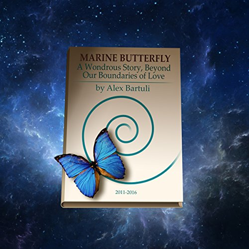Marine Butterfly audiobook cover art