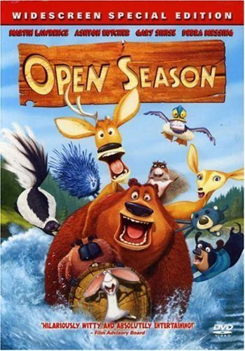 Open Season (Widescreen Special Edition) by Sony Pictures [DVD]