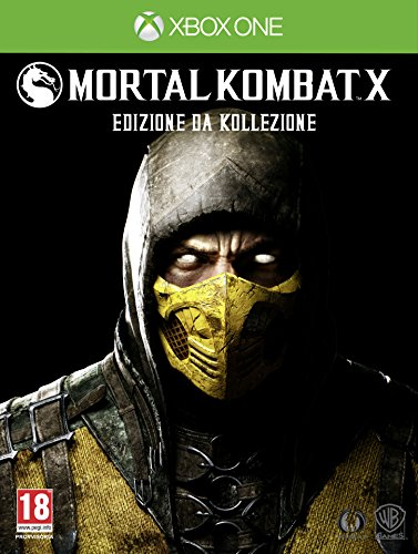 Warner Bros. Mortal Kombat X - Collector's Edition XBOXONE