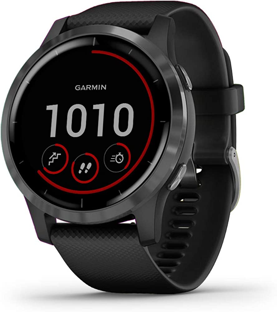 Garmin vivoactive 4 smartwatch gps, music, garmin pay, wi-fi 010-02172-02