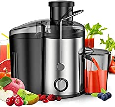 Volbit Juice Extractor - Large 1.1L Jug 600W (Black and )