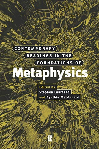 Contemporary Readings in the Foundations of Metaphysics