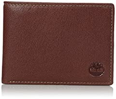 GENUINE LEATHER - 100% Genuine Leather wallet made from a nice soft luxury leather that is smooth to the touch and will look terrific even as it ages with everyday use includes a bonus flip out removable ID pocket FUNCTION DESIGN WITH STORAGE - Featu...