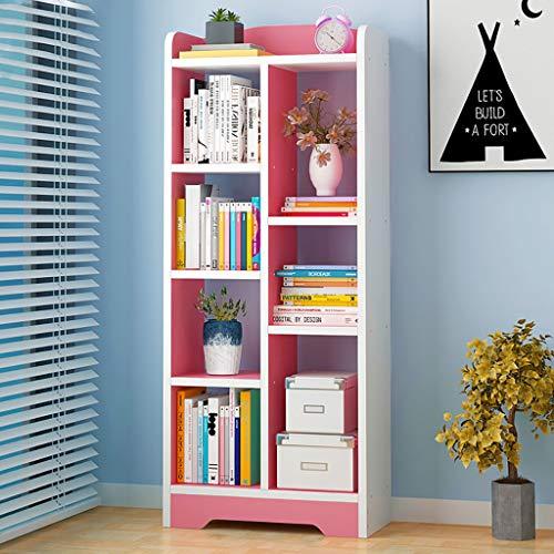 DNSJB Armoire de Rangement pour étagères pour Enfants Multi-Layer Floor Combination Flooring (Couleur : #4)
