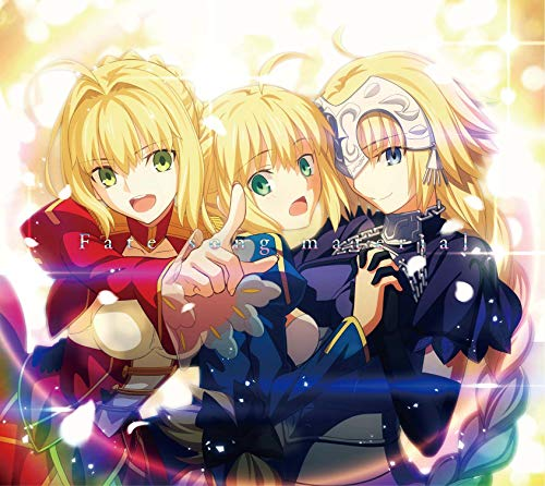 [album]Fate song material – Various Artists[FLAC + MP3]