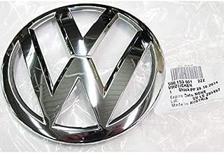 Genuine 15-17 VW V0lkswagen Golf GTI Golf Sportwagen Front Grille Emblem Grill Badge Quick Delivery