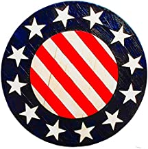 product image for Flag Patriotic Lazy Susan